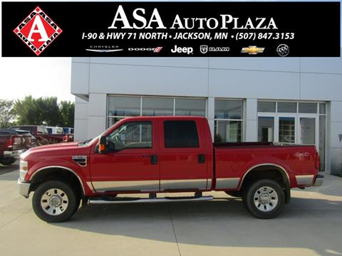 2008 Ford F-350 Super Duty for sale in Jackson, MN