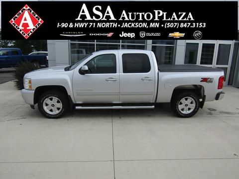 2012 Chevrolet Silverado 1500 for sale in Jackson, MN