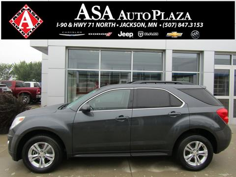 2011 Chevrolet Equinox for sale in Jackson, MN