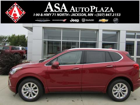 2018 Buick Envision for sale in Jackson, MN