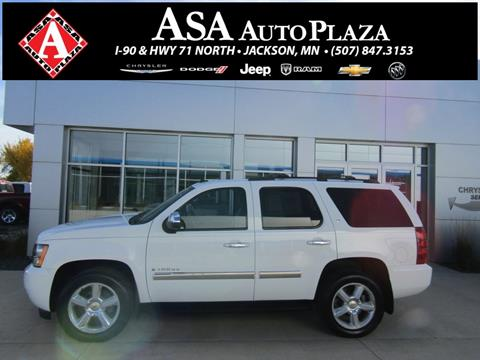 2008 Chevrolet Tahoe for sale in Jackson, MN