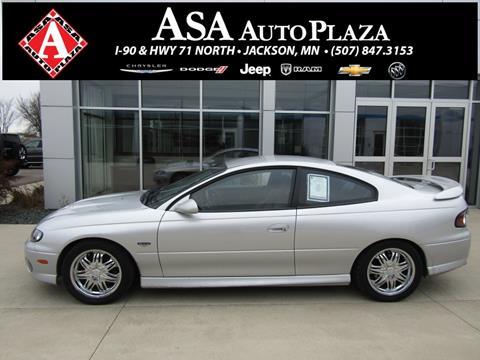 2006 Pontiac GTO for sale in Jackson, MN