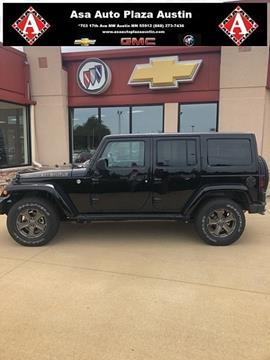 2018 Jeep Wrangler Unlimited for sale in Jackson, MN