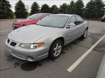 2000 Pontiac Grand Prix for sale in Jackson, MN