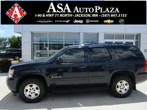 2007 Chevrolet Tahoe for sale in Jackson, MN