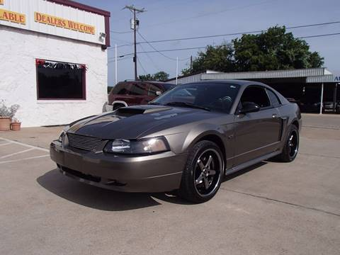 2002 Ford Mustang for sale in Cleburne, TX