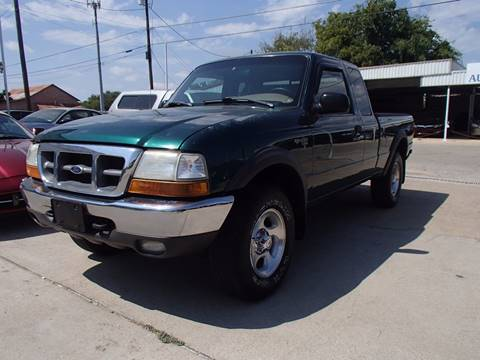 1999 Ford Ranger for sale in Cleburne, TX