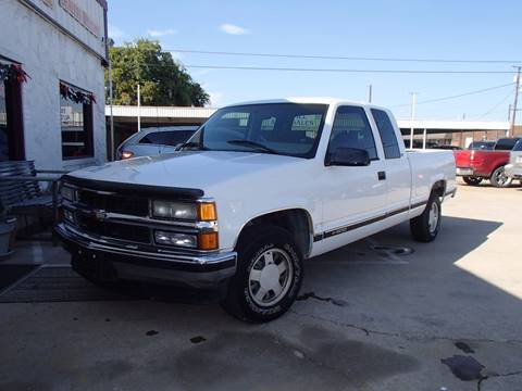 1997 Chevrolet C/K 1500 Series for sale in Cleburne, TX