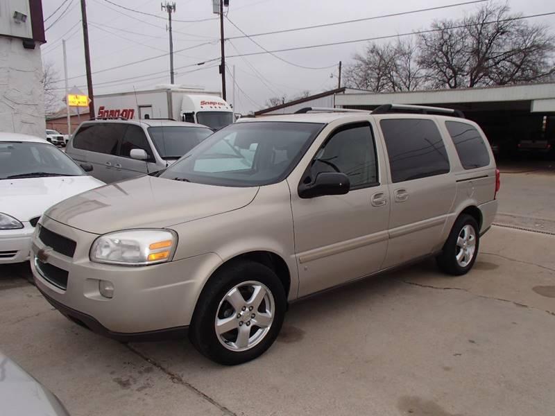 Chevrolet Uplander 2007 LT 4dr Extended Mini Van w/2LT