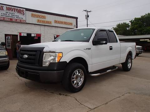 2009 Ford F-150 for sale in Cleburne, TX