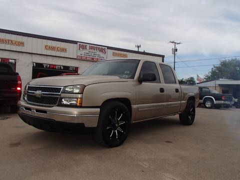 2007 Chevrolet Silverado 1500 Classic for sale in Cleburne, TX