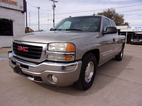 2003 GMC Sierra 1500 for sale in Cleburne, TX