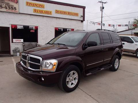 2005 Dodge Durango for sale in Cleburne, TX