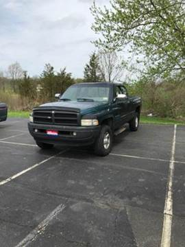 1997 Dodge Ram Pickup 1500 for sale at Car Country USA in Augusta NJ
