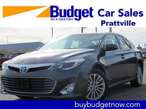 2015 Toyota Avalon Hybrid for sale in Montgomery, AL