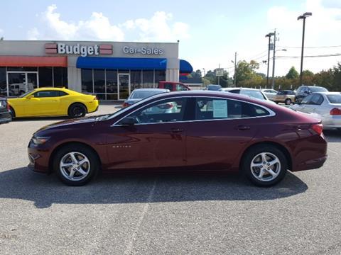 2016 Chevrolet Malibu for sale in Montgomery, AL