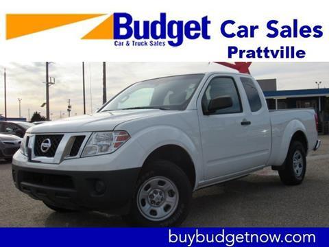 2015 Nissan Frontier for sale in Montgomery, AL