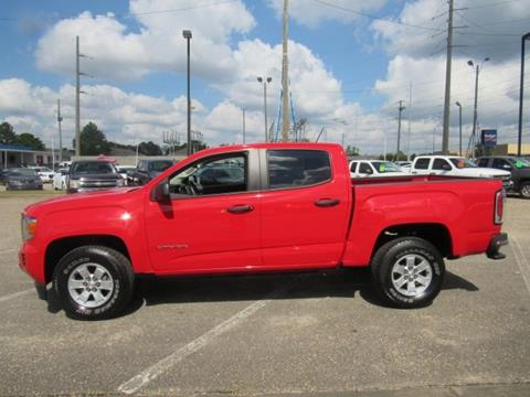 2015 GMC Canyon for sale in Montgomery, AL