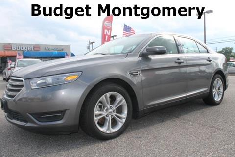 2014 Ford Taurus for sale in Montgomery, AL
