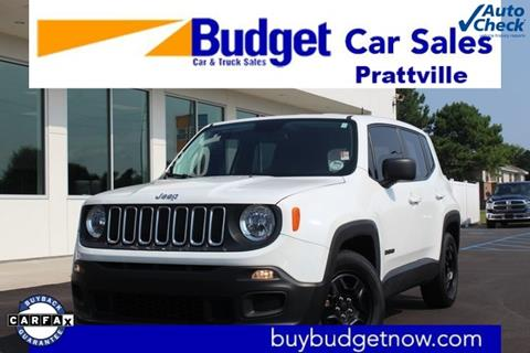 2016 Jeep Renegade for sale in Montgomery, AL