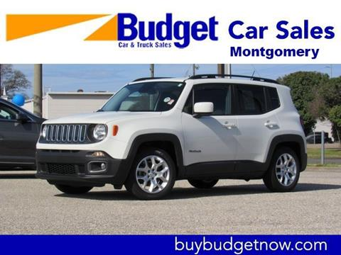 2015 Jeep Renegade for sale in Montgomery, AL