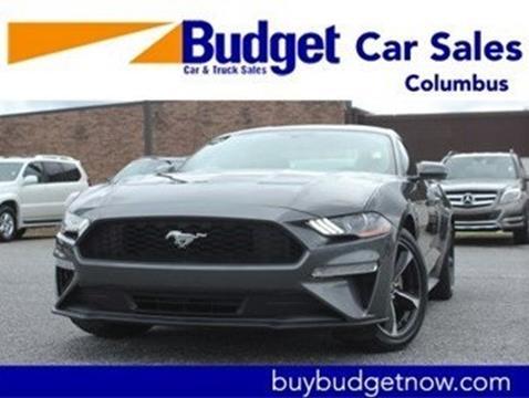 Budget Car Sales Montgomery Al