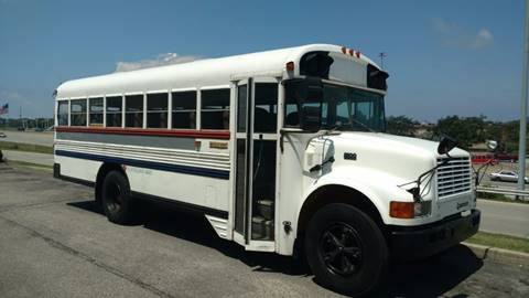 2000 International Blue Bird School Bus for sale in Euclid, OH