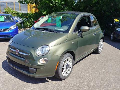 2012 FIAT 500c for sale in Euclid, OH