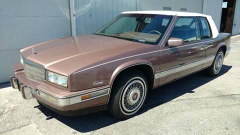 1989 Cadillac Eldorado For Sale in Leesburg, VA - Carsforsale.com