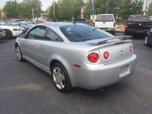 2009 Chevrolet Cobalt LT 2dr Coupe w/ 2LT - Cleveland OH