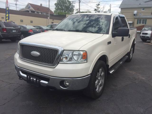 2007 Ford F-150 Lariat 4dr SuperCrew 4x4 Styleside 5.5 ft. SB - Cleveland OH