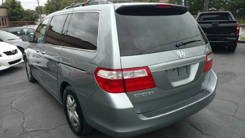 2006 Honda Odyssey for sale in Cleveland, OH