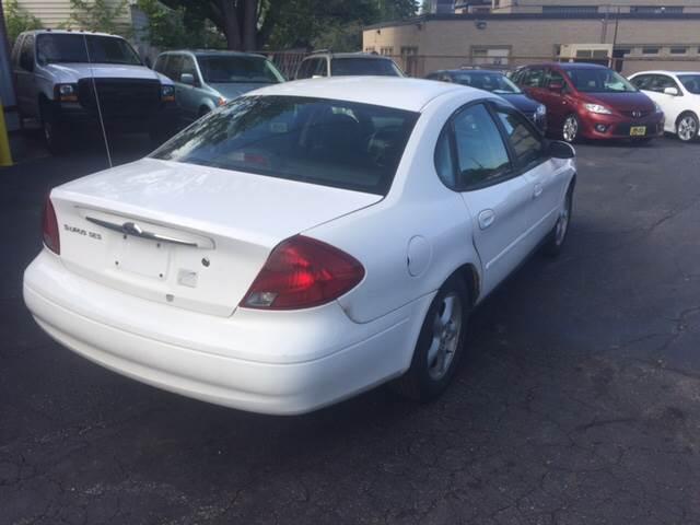 2001 Ford Taurus SES 4dr Sedan - Cleveland OH