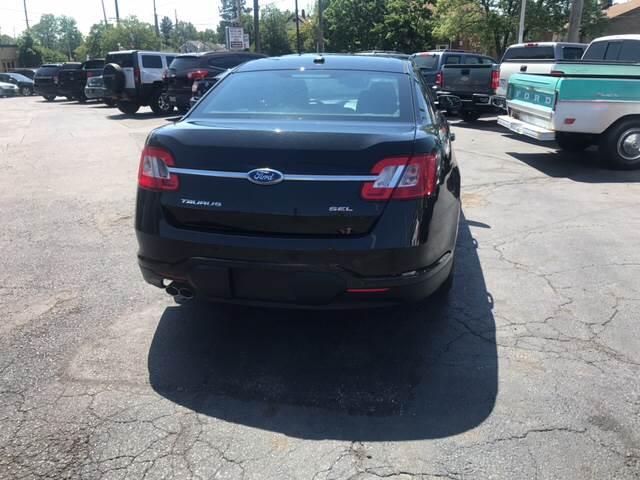 2012 Ford Taurus SEL 4dr Sedan - Cleveland OH