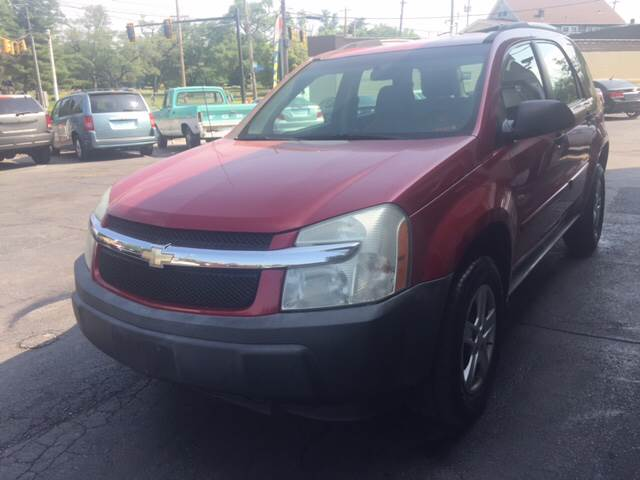 2005 Chevrolet Equinox LS 4dr SUV - Cleveland OH