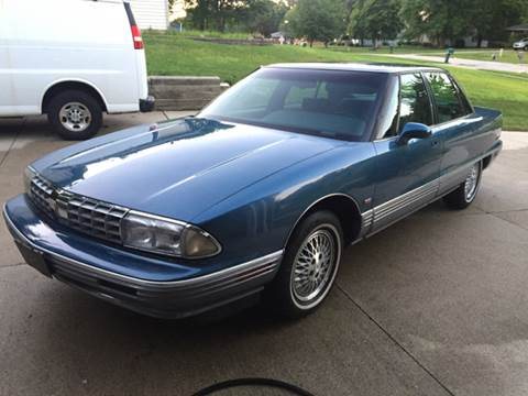1991 Oldsmobile Ninety-Eight for sale in Cleveland, OH
