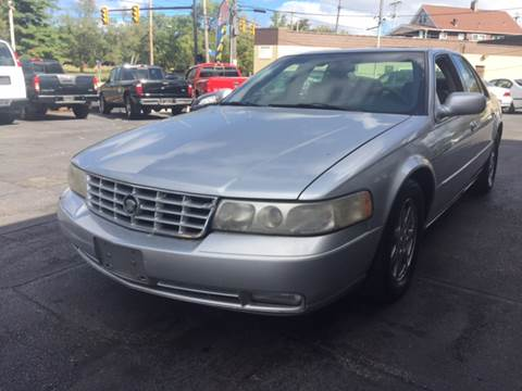 2000 Cadillac Seville for sale in Cleveland, OH