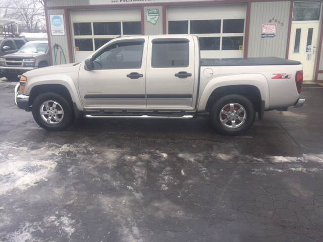 2004 Chevrolet Colorado 4dr Crew Cab Z71 Ls Rwd Sb In Cleveland Oh