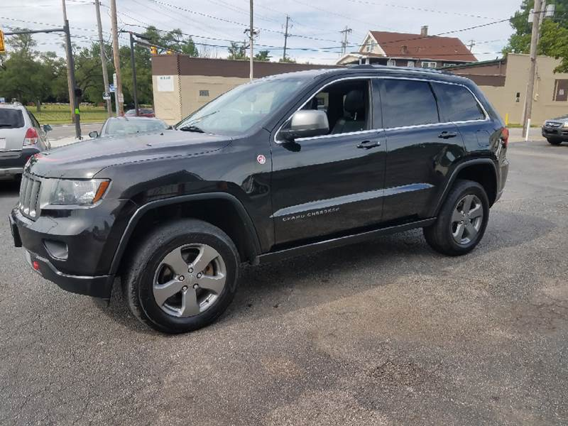 2013 Jeep Grand Cherokee For Sale At Richland Motors In Cleveland OH
