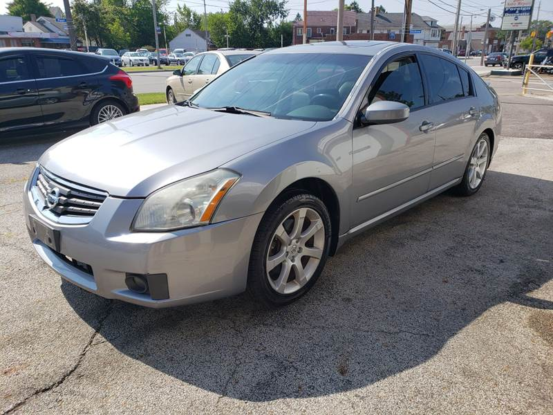 2007 Nissan Maxima For Sale At Richland Motors In Cleveland OH