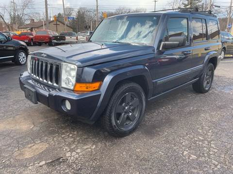 2008 Jeep Commander for sale in Cleveland, OH
