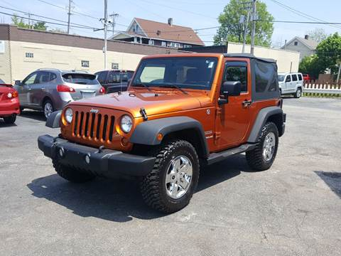 2011 Jeep Wrangler for sale in Cleveland, OH