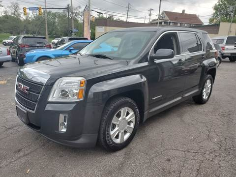2013 GMC Terrain for sale in Cleveland, OH
