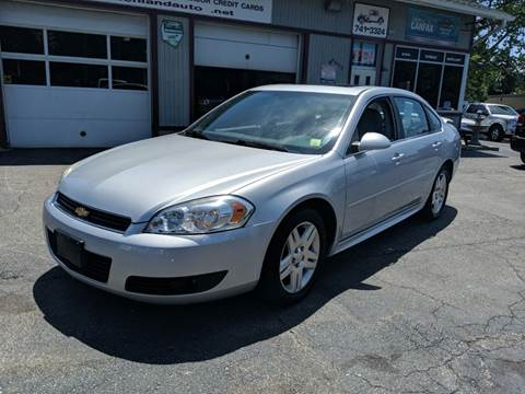 2010 Chevrolet Impala for sale in Cleveland, OH