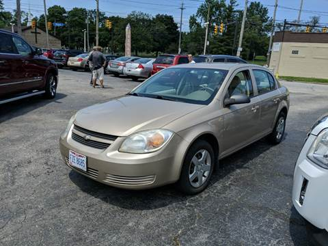2007 Chevrolet Cobalt For Sale In Cleveland Oh