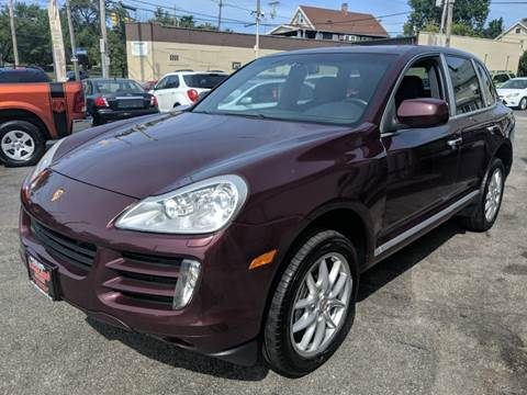 2008 Porsche Cayenne For Sale In Cleveland Oh