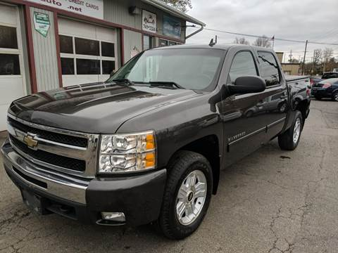2011 Chevrolet Silverado 1500 LT for sale at Richland Motors in Cleveland OH