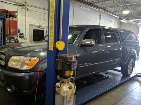 2006 Toyota Tundra for sale at Richland Motors in Cleveland OH