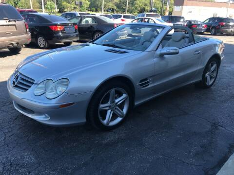 2006 Mercedes-Benz SL-Class for sale at Richland Motors in Cleveland OH