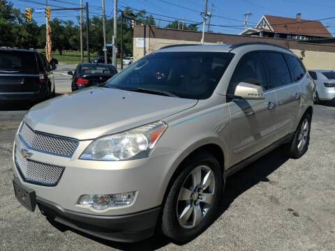 2010 Chevrolet Traverse for sale at Richland Motors in Cleveland OH